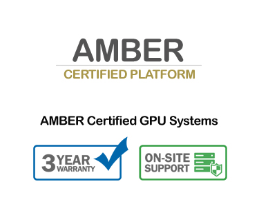 Amber (PMEMD) GPU Support - Recommended Hardware