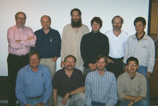 Group photo 2001