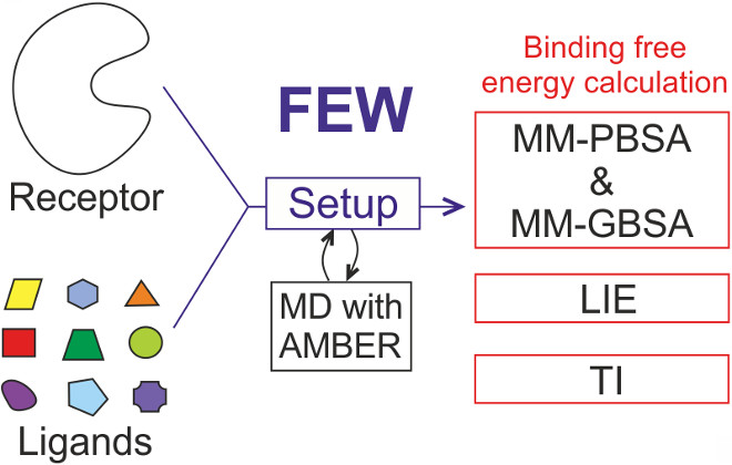 Free Energy Calculations in Amber